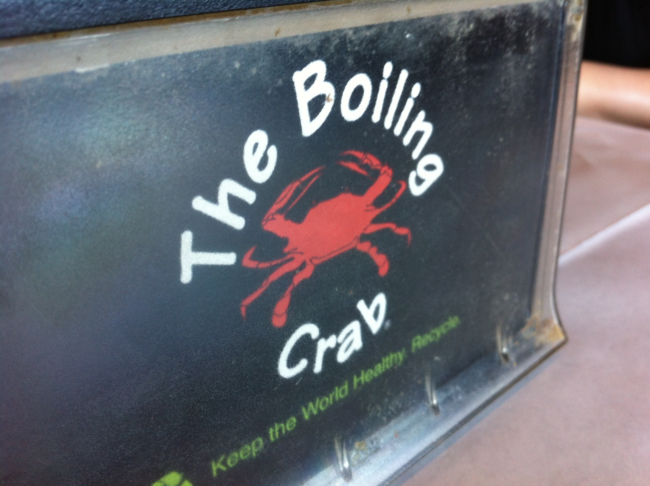 Round Table Capitol Expressway Review The Boiling Crab San Jose Off Curtner Avenue Nolans